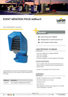FP event d'aeration AdBlue